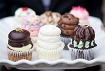 Sweet - Cupcakes / Delicious cupcake recipes and beautiful styling / by Jo Guy