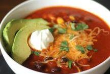 Recipes - Soup, Chili, etc.