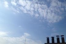 Il cielo sopra Milano (da settembre 2012 in poi) / Il cielo come lo vedo quando esco di casa: scatti senza filtro (con rare eccezioni) solo per capire, mese per mese, se è vero che Milano non ha cieli azzurri