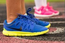 Kids Kicks / The perfect pair for you mini me.  / by Finish Line