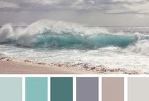 Color Palettes / A collection of color palettes.