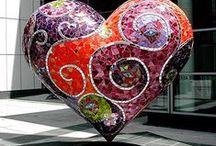 hearts / by Ada Rosado