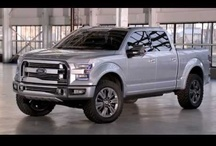 Ford Atlas Concept / by Denny Andrews Ford Sales