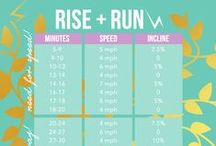#GetMoving | Cardio / Get your sweat on with this collection of heart-pumping cardio workouts. #GetMoving / by Finish Line
