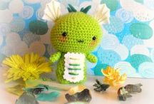 My Work: Crochet and other