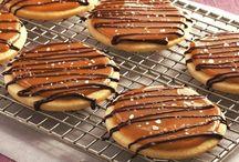 Recipes - Desserts - Cookies
