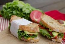 Healthy Lunches / by Diana Emerald