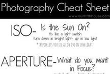 Let's learn Photography! / Tips & trics for the beginner.