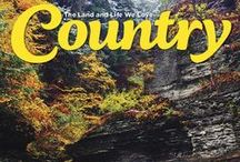 Country Magazine / Covers of Country and Country Extra magazine. Dive in! / by Country Magazine