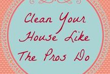 For the home - Cleaning
