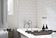 Bathrooms / by katie