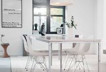 .Dining. Room. Eetkamer. / Dining, chairs, home.