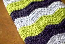 Crochet Blankets / Granny Square, Afghan pattern