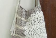 Crochet Bags / Bags, Purses, Pouches, Cases, Baskets
