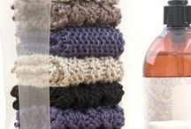 Crochet for the Home / Wash cloths, Dish cloths, Rugs, Curtains