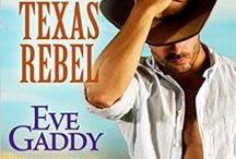 Texas Rebel / Xander Blue's book