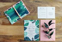 Invitations / Cards - Inspiration