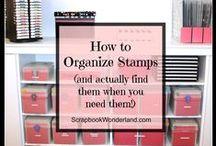 Stamping - Organization