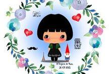 Mis Ilustraciones/My Illustration