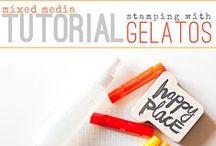 Coloring - Gelatos