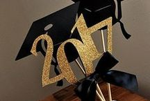 Graduation Party Time! / Fun ideas on how to make your graduation party unique and festive. From food, to decoration, to photo opportunities, this board has it all!