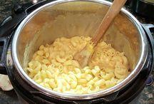 IP Recipes - Pasta