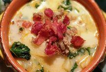 IP Recipes - Soup, Chili & Broth