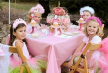 Baby and Kid Birthday parties