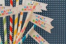 Birthday Party Ideas / by Erin