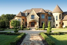 Dream Home / by Stephanie Cotter