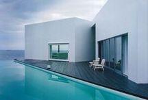 CASA | ARCHITECTURE / Home exterior architectural designs / by Katie Ladrido