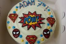 Birthday Cakes / The best day of the year, why not order a delicious cake?
