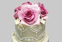 Wedding Cakes / We specialise in creating very special cakes for very special days. Email us at hotline@konditorandcook.com or call the team on 020 7633 3333 for any wedding cake enquiries.