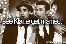 Klaine:**