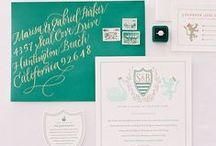 Invites / by Christina Nielson