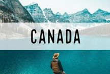 Canada Travel / A board dedicated to all things Canada: culture, people and food. Everything that might inspire one to travel to (and experience) #Canada.