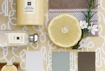 colors + patterns / home color + pattern palette  / by Becky F