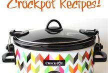 Food: Crockpot / by Genifer Pohrman