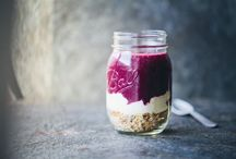 Healthy Breakfast Ideas / Healthy breakfast ideas that will make you jump out of bed in the morning. / by immaEATthat blog