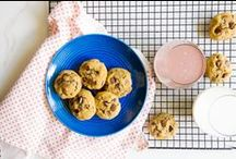 Cookie Monster. / Healthy cookie recipes because sometimes you just need a cookie.