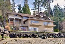 """Pacific Northwest Style / """"I am such a Pacific Northwest girl."""" ~ Kristin Hannah / by Shelley"""