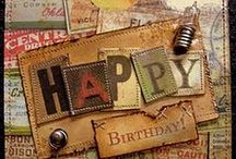 My Tim Holtz 2014 tags / All things with Tim Holtz