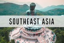 Southeast Asia Travel / A board dedicated to all things Southeast Asia: culture, people and food. Everything that might inspire one to travel to (and experience) #SoutheastAsia.