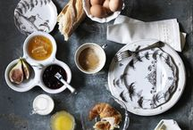 EAT | TABLESCAPE / Gorgeous tables, filled with socializing, intimacy, warmth, and amazing food / by Katie Ladrido