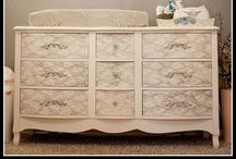 Lilac and Lace (Kyla's nursery) / by Janelle Simmons
