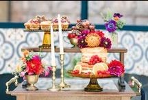Bohemian Wedding / Inspiration for colorful and eclectic bohemian weddings.