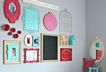 Kid's Rooms / by Courtney Carmean (A Diamond in the Stuff)