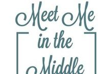 """The Meet Me in the Middle Project / We are bloggers and digital media producers who have joined together to curate, observe, and celebrate Lent, marking the season with image-driven content, """"Before&After"""" collage images proclaiming the gospel—the truth that Jesus is at work in the middle of the mess and that He WILL bring the After. #MeetMeintheMiddleProj"""