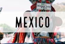 Mexico Travel / A board dedicated to all things Mexico: culture, people and food. Everything that might inspire one to travel to (and experience) #Mexico.
