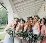 Beautiful Minnesota Farm Wedding Venue - Maywood Stone Barn - Outdoor Wedding - Flower Crown Inspo